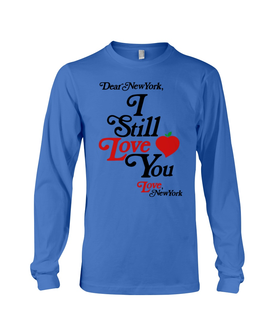 I Still Love You - NYC Long Sleeve Tee