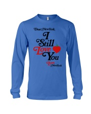 I Still Love You - NYC Long Sleeve Tee front