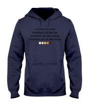 I Am Not Black BLM Hooded Sweatshirt thumbnail