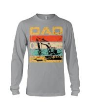 Excavator Dad Love Long Sleeve Tee thumbnail