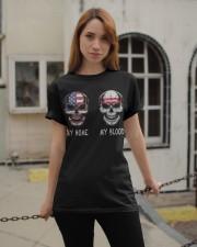 My Home America - Washington D C Classic T-Shirt apparel-classic-tshirt-lifestyle-19