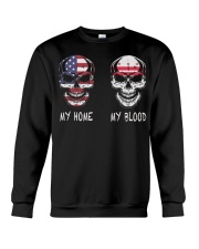 My Home America - Washington D C Crewneck Sweatshirt thumbnail