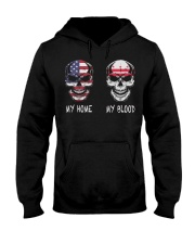 My Home America - Washington D C Hooded Sweatshirt thumbnail