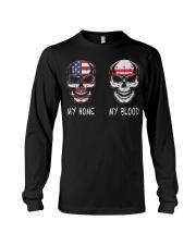 My Home America - Washington D C Long Sleeve Tee thumbnail