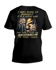 A GOOD GUY 08 V-Neck T-Shirt thumbnail