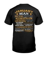 MAN FORGET 1 Classic T-Shirt thumbnail