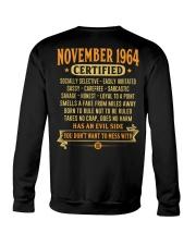MESS WITH YEAR 64-11 Crewneck Sweatshirt thumbnail