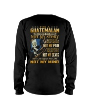 Guatemalan Long Sleeve Tee thumbnail