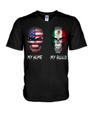 Mexico V-Neck T-Shirt thumbnail