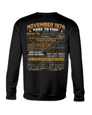 YEAR GREAT 74-11 Crewneck Sweatshirt thumbnail