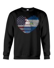 MY HEART Nicaragua Crewneck Sweatshirt thumbnail