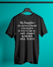 MY DAUGHTER 012 Classic T-Shirt lifestyle-mens-crewneck-front-3