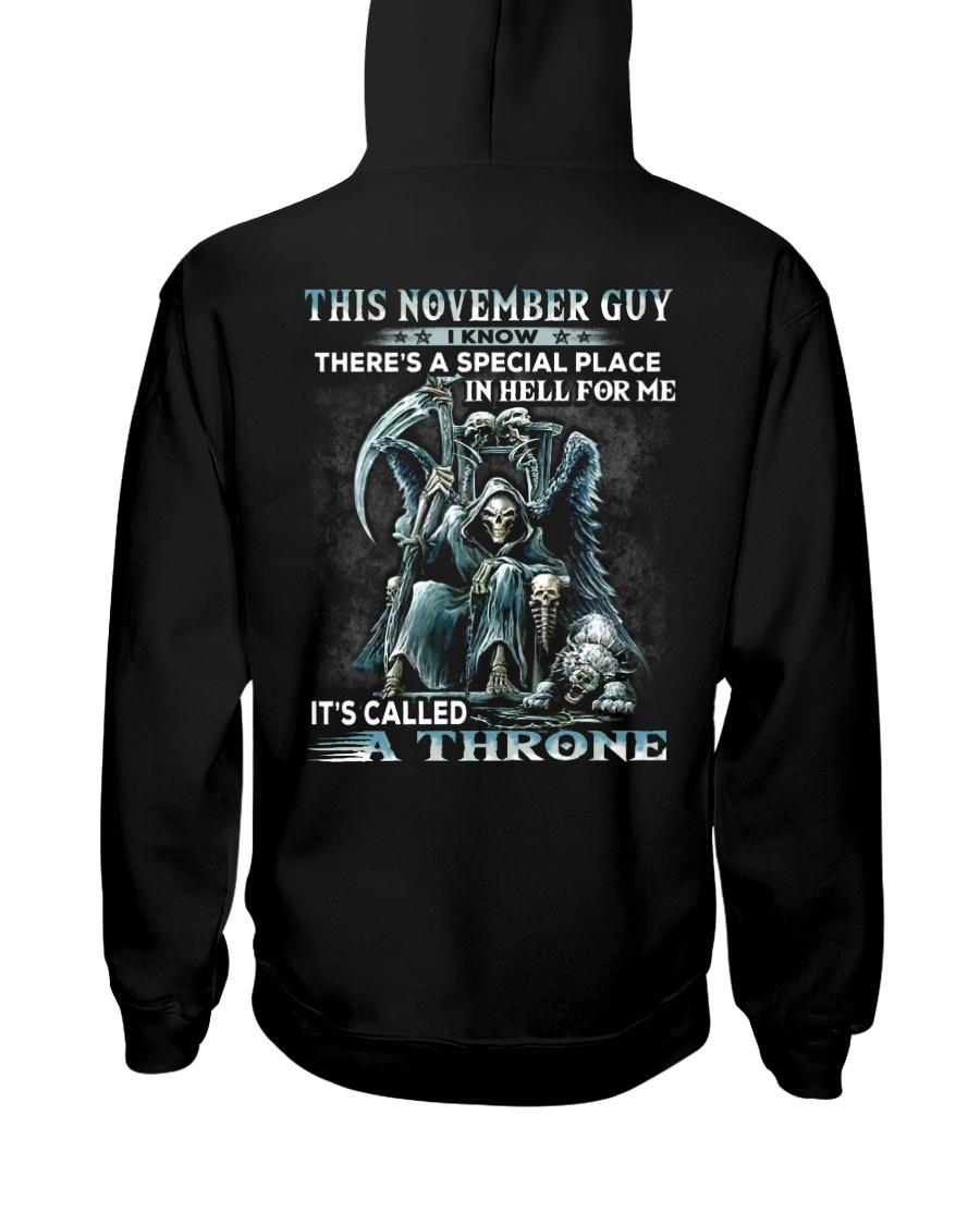 THRONE 11 Hooded Sweatshirt