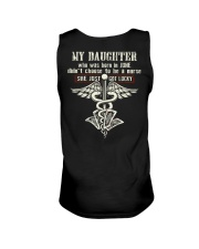 MY DAUGHTER - NURSE 06 Unisex Tank thumbnail