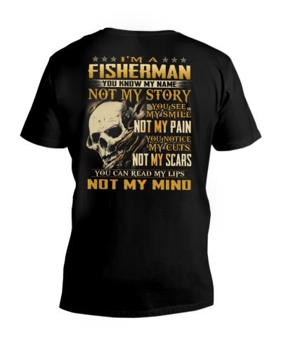 My Name Fisherman