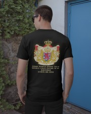 Awesome - Luxembourger Classic T-Shirt apparel-classic-tshirt-lifestyle-22