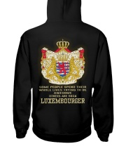 Awesome - Luxembourger Hooded Sweatshirt thumbnail