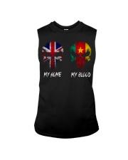 Home United Kingdom - Blood Cameroon Sleeveless Tee thumbnail