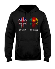 Home United Kingdom - Blood Cameroon Hooded Sweatshirt thumbnail
