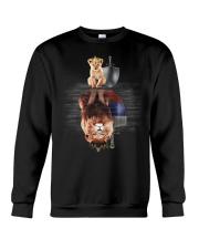 Lion-Russia Crewneck Sweatshirt thumbnail