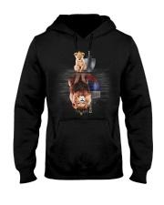 Lion-Russia Hooded Sweatshirt front