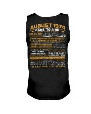 YEAR GREAT 74-8 Unisex Tank thumbnail