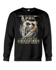 GOOD GUY CYPRIOT4 Crewneck Sweatshirt thumbnail