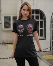 My Home America - Hawaii Classic T-Shirt apparel-classic-tshirt-lifestyle-19