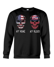 My Home America - Hawaii Crewneck Sweatshirt thumbnail