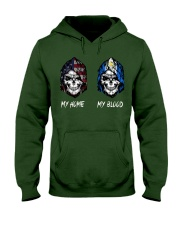 pride guatemala Hooded Sweatshirt thumbnail