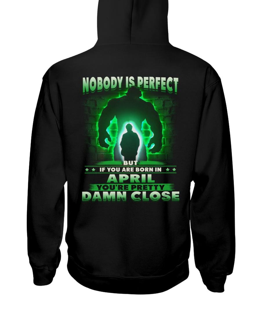 NOBODY MONTH 4 Hooded Sweatshirt