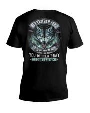 BETTER GUY 82-9 V-Neck T-Shirt thumbnail