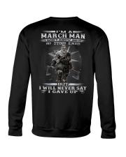 THE MAN 3 Crewneck Sweatshirt thumbnail