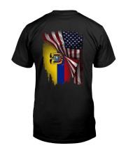 Flag-America-Ecuador Classic T-Shirt thumbnail
