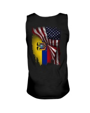 Flag-America-Ecuador Unisex Tank thumbnail