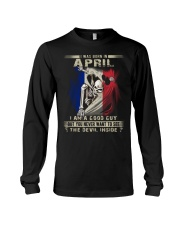 GOOD GUY FRENCH4 Long Sleeve Tee thumbnail