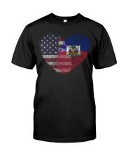 MY HEART Halti Classic T-Shirt front