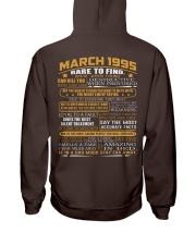 YEAR GREAT 95-3 Hooded Sweatshirt back