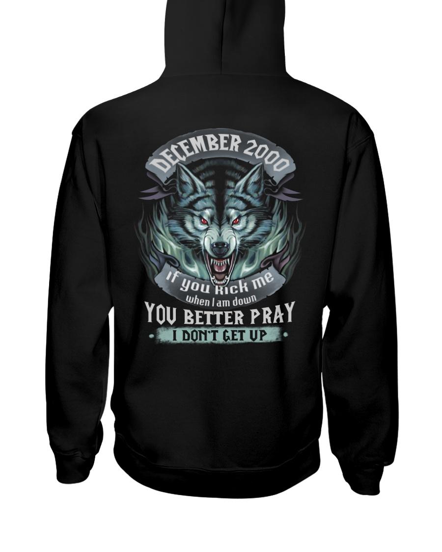 BETTER GUY 00-12 Hooded Sweatshirt