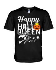 HALLOWINE 045 V-Neck T-Shirt thumbnail