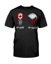 SKULL Canada - Czech Republic Premium Fit Mens Tee tile