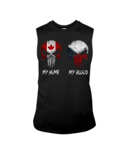 SKULL Canada - Czech Republic Sleeveless Tee tile