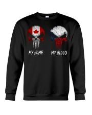 SKULL Canada - Czech Republic Crewneck Sweatshirt thumbnail