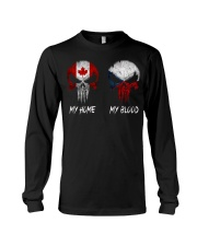 SKULL Canada - Czech Republic Long Sleeve Tee thumbnail
