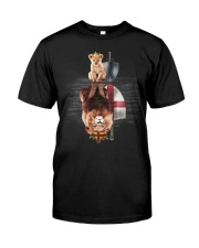 Lion-England Premium Fit Mens Tee thumbnail