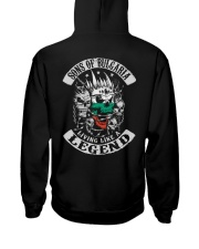 SONS OF Bulgaria Hooded Sweatshirt back