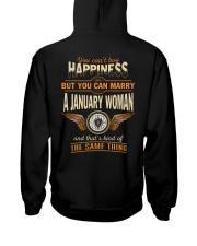 HAPPINESS MASSACHUSETTS1 Hooded Sweatshirt thumbnail