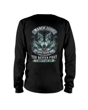 BETTER GUY 00-3 Long Sleeve Tee tile