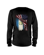 Flag-America-Guatemala Long Sleeve Tee thumbnail