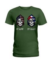 pride cuba Ladies T-Shirt thumbnail